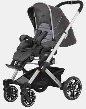 Hartan VIP GTS – Gestellfarbe Silber, Design 404 Kollektion 2021 1in1