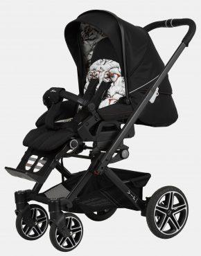 Hartan VIP GTS – Gestellfarbe Schwarz, Design 417 Kollektion 2021 1in1
