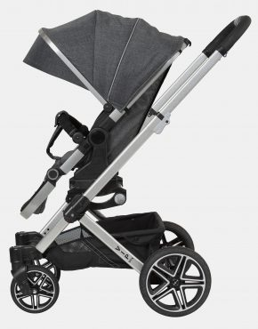 Hartan VIP GTS – Gestellfarbe Silber, Design 400 Kollektion 2021 1in1
