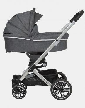 Hartan VIP GTS – Gestellfarbe Silber, Design 400 Kollektion 2021 2in1