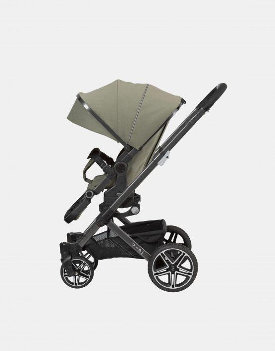 Hartan VIP GTX – Gestellfarbe Platin, Design 401 Kollektion 2021 1in1