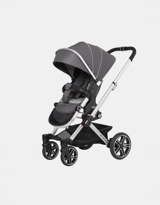 Hartan VIP GTX – Gestellfarbe Silber, Design 404 Kollektion 2021 1in1