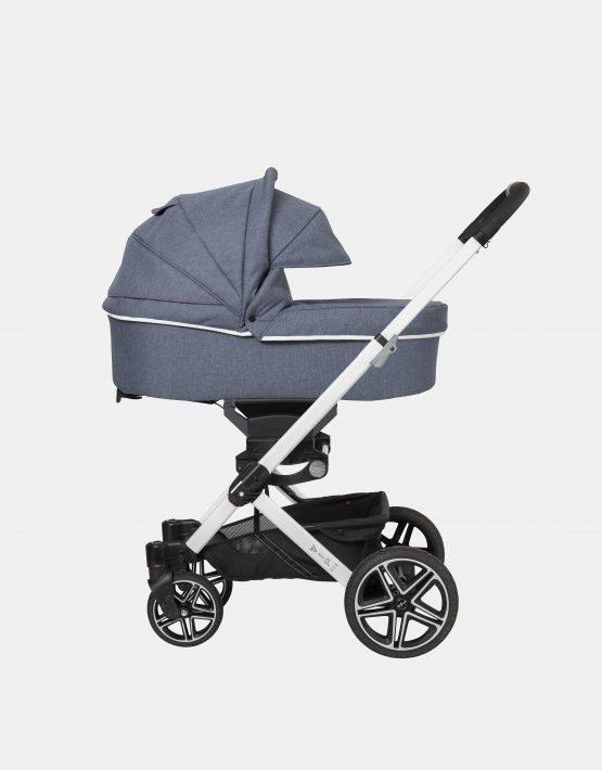 Hartan VIP GTX + Falttasche – Gestellfarbe Weiß, Design 405 Kollektion 2021 2in1