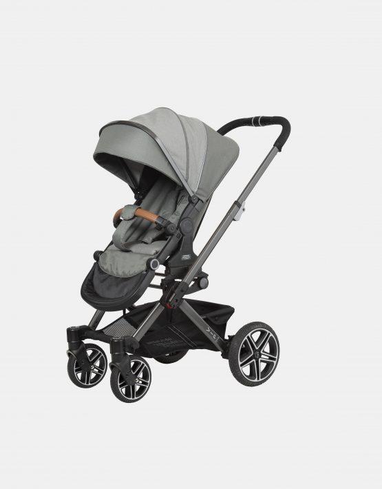 Hartan VIP GTX – Gestellfarbe Platin, Design 414 Kollektion 2021 1in1