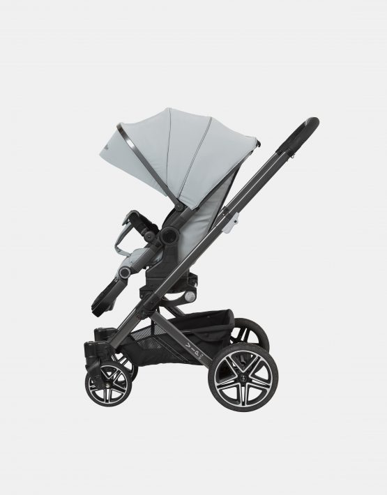 Hartan VIP GTX + Falttasche – Gestellfarbe Platin, Design 432 s.Oliver Kollektion 2021 2in1