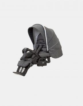 Hartan Topline S mit Softtasche – Gestellfarbe Silber, Design 400 Kollektion 2021 2in1