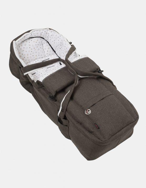 Hartan Topline S mit Softtasche – Gestellfarbe Weiß, Design 420 Kollektion 2021 2in1