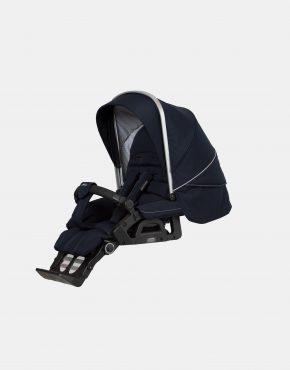 Hartan Topline S mit Softtasche – Gestellfarbe Silber, Design 410 Kollektion 2021 2in1