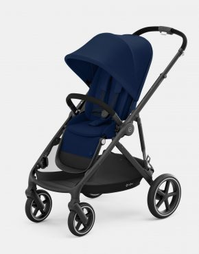 Cybex Gazelle S MONO Black Frame - Navy Blue 1in1