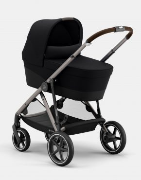 Cybex Gazelle S MONO 3in1 Taupe Frame Deep Black