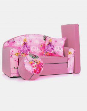 Sofa Eland 1SG Pink Princess
