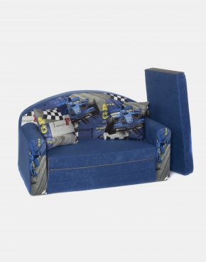 Sofa Eland 1RB Red Bull Navy