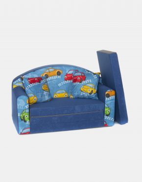 Sofa Eland 1SN Cars Navy