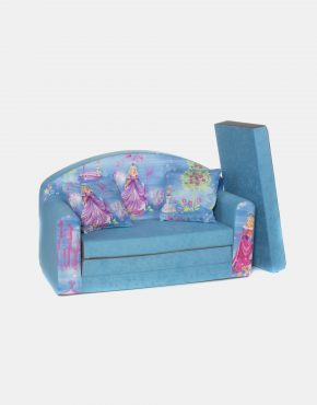 Sofa Eland 1PN Blue Princess