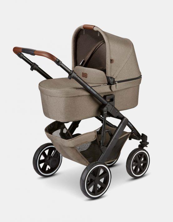 ABC Design Salsa 4 Air Fashion Nature 3in1 + Tulip Babyschale Kollektion 2021 + Zubehör