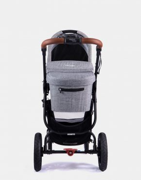 Valco Baby Snap 4 Trend Ultra Grey Marle 2in1