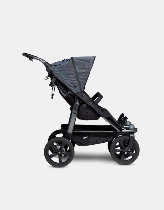 TFK Duo Sportkinderwagen Luftkammerbereifung – Glow in the Dark