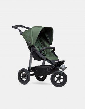 TFK Mono Sportkinderwagen Luftbereifung – Olive