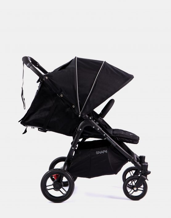 Valco Baby Snap 4 Coal Black 2in1