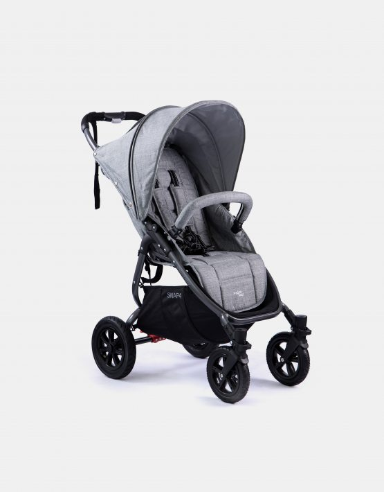 Valco Baby Snap 4 Sport Grey Marle 2in1