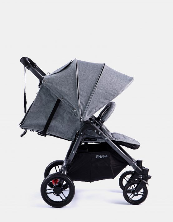 Valco Baby Snap 4 Grey Marle 2in1