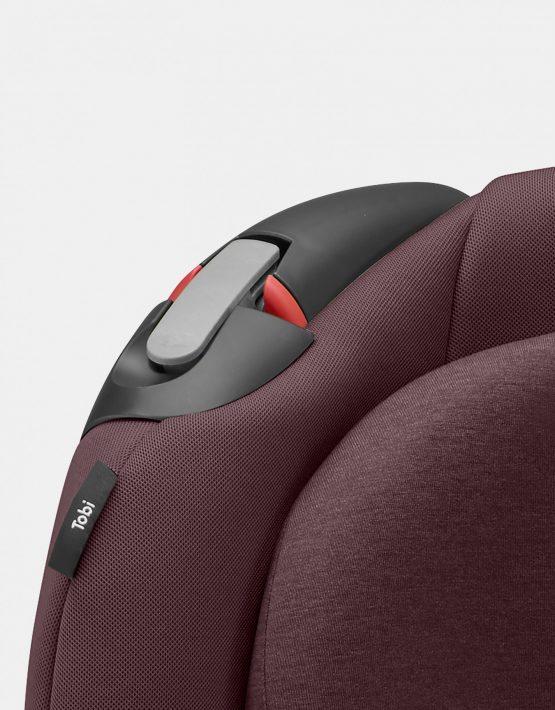 Maxi-Cosi Tobi Authentic Red