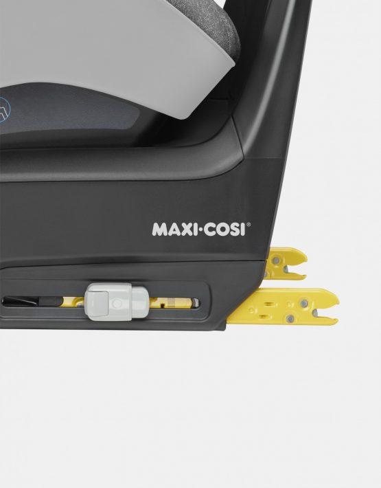 Maxi-Cosi Coral Essential Grey + Base Family Fix 3