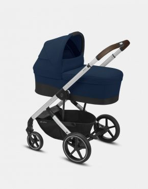 Cybex Balios S LUX Silver Frame – Navy Blue 4in1