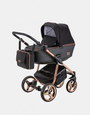 Bebe Mobile Gusto Special GS-302 Rose - Gold 3in1
