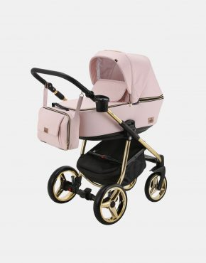 Bebe Mobile Gusto Special GS-813 Rose - Gold 3in1