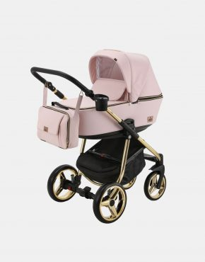 Bebe Mobile Gusto Special GS-813 Rose - Gold 2in1
