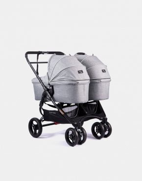 Valco Baby Snap Duo Grey Marle 2in1