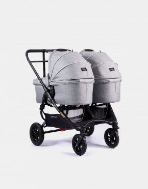 Valco Baby Snap Duo Sport Grey Marle 2in1