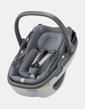 Maxi-Cosi Coral Essential Grey + Base Family Fix 3