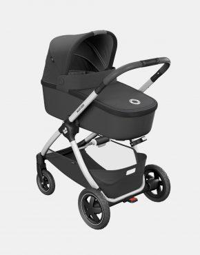 Maxi-Cosi Adorra Essential Black + Babywanne Oria 2in1