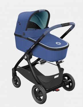 Maxi-Cosi Adorra Essential Blue + CabrioFix + FamilyFix 4in1