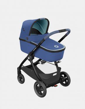 Maxi-Cosi Adorra Essential Blue + Babywanne Oria 2in1