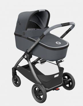 Maxi-Cosi Adorra Essential Graphite + Babywanne Oria 2in1