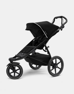 Thule Urban Glide 2 Black on Black Kollektion 2021 2in1