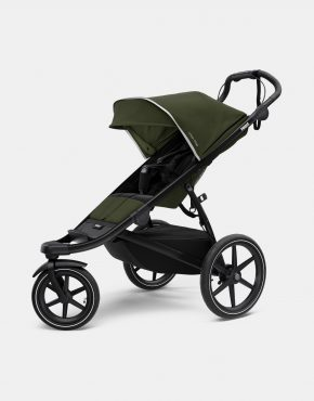 Thule Urban Glide 2 Cypress Green Kollektion 2021 2in1