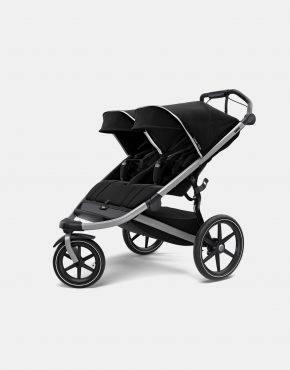 Thule Urban Glide 2 Double Kollektion 2021 Jet Black