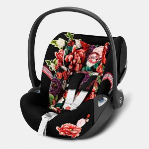 Cybex Cloud Z i-Size – Fashion Collections – Springblossom Dark 0-13kg