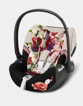 Cybex Cloud Z i-Size – Fashion Collections – Springblossom Light