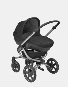 Maxi-Cosi Nova 4 Essential Black  + Babywanne Jade + Coral + FamilyFix3 4in1