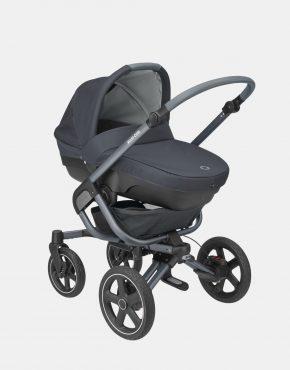 Maxi-Cosi Nova 4 Essential Graphite + Babywanne Jade + Coral + FamilyFix3 4in1