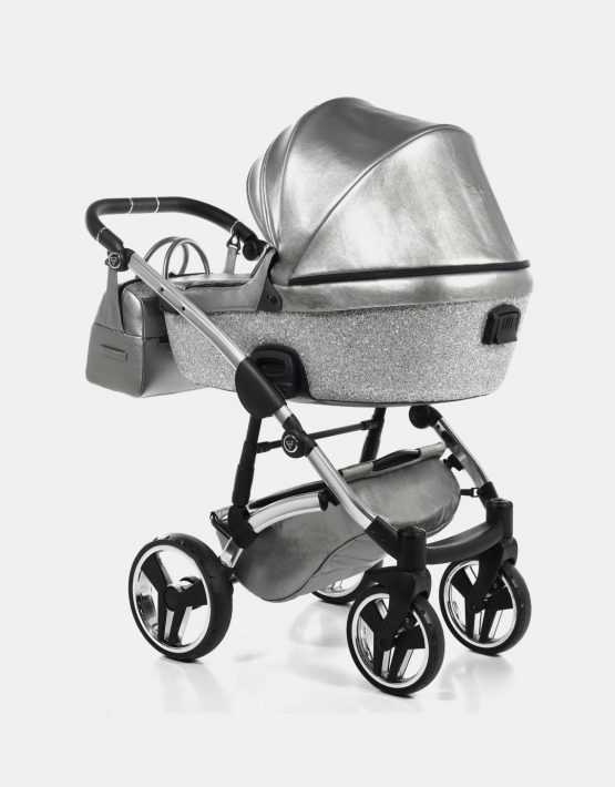 Junama Glitter 03 Light Silver – Silver 3in1