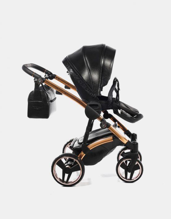 Junama Glitter 01 Black – Gold 2in1