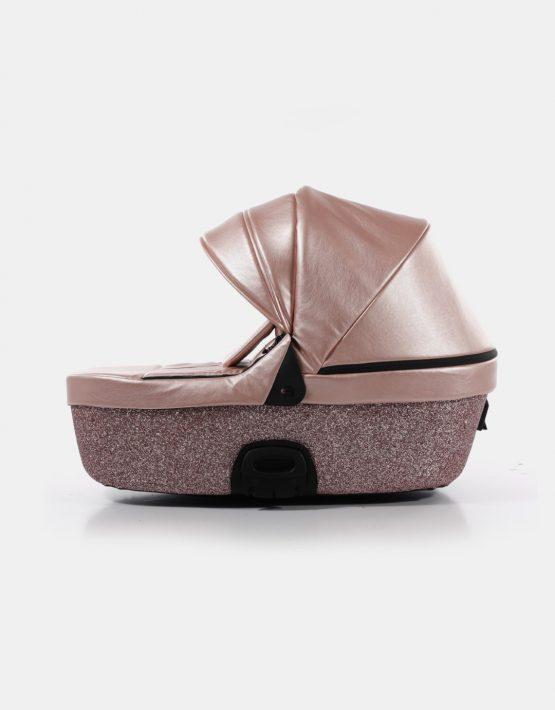 Junama Glitter 06 Pastellrosa – Silver 2in1