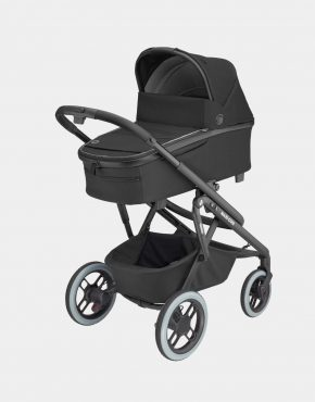 Maxi-Cosi Lila XP Essential Black + Babywanne Oria XXL + Marble 4in1