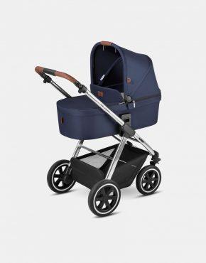 ABC Design Samba Diamond Edition – Navy 3in1 + Tulip Babyschale